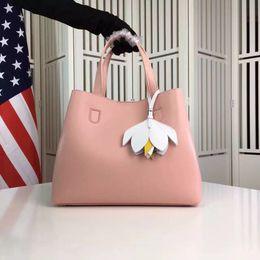 Wholesale Genuine Leather Handbags Korea - 2017 new handbag bag all-match Korea South Korea female simple single shoulder big picture bag female capacity