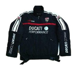 Wholesale Race Racing Car - FIA Formula 1 word Road Racing Cotton Jackets GSN NASCAR Motorcycle Racing Jacket for ducati corse yamaha Car F1 moto Racing Team jackets 11