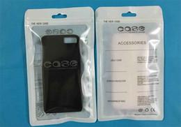 Teléfonos móviles s2 galaxy online-Cremallera 21 * 12 paquete de plástico al por menor mate bolsa de poliéster para Univeral 4.7 5.5 pulgadas caja del teléfono móvil Samsung Galaxy S2 S3 S4 S5 iphone