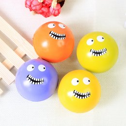 Wholesale Year end to promote South Korea furniture and ball games The thumb vent ball toys