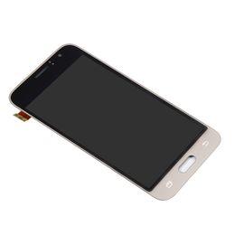 100% probado LCD para Samsung Galaxy J1 J120 J120F J120M J120H Pantalla LCD digitalizador de pantalla táctil Asamblea completa Envío gratis desde fabricantes