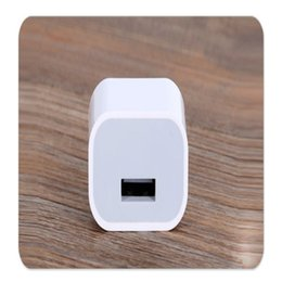 Wholesale New Zealand Charger - 5V 1A Australian New Zealand AU Plug USB Charger AC Plug Power Adapter For ipad mini For iphone 6 5S 5C 5 4