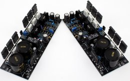 Wholesale Fet Amplifiers - A2 FET Symmetrical Plate Amplifier Assembled Board TT1943 TT5200