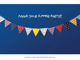Wholesale Banner Settings - Wholesale- 1 set Party Bunting Banner Paper Pennant Flags Nautical Girl Boy Birthday Navy Blue Red Anchors Baby Nursery Decor Garland