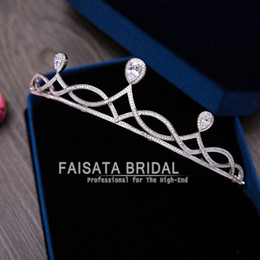 Wholesale Suit Wedding Star - Silver Plated Jewelry Wholesale Bridal Jewelry Necklace Three-piece Rhinestone Jewelry Sets Tiaras Necklace Suit Wedding Accessories