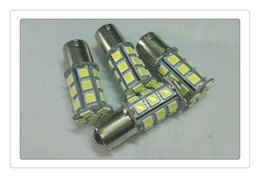 Wholesale Led Bulbs Rectangle Flood - High Quality 1156  1157 T10 T15 T20 led light bulb 18 smd 5050 Brake Tail Turn Signal Light Bulb Lamp 12V
