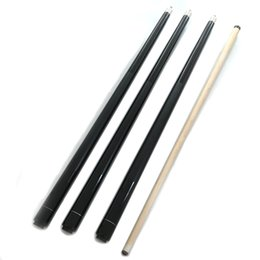 """Wholesale Pool Balls Cues - Pool Cue Stick 13MM Billiard Cues Maple Wood 58""""Center Joint Nine-ball Ball Arm 8 Ball PU Leather Grip Accessories"""