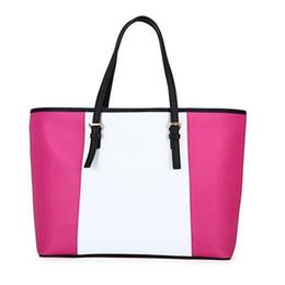 Wholesale Winter Cotton Tote Handbag - Autumn and winter leisure simple fine leather handbags ladies handbags women leather handbags designer messenger bags