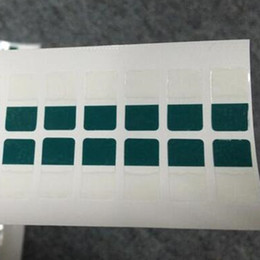 Wholesale oca optical clear adhesive - 1000pcs lot Pull Tape Easy Tear Film for OCA Optical Clear Adhesive Glue LCD Polarizing Polarized Diffused Film