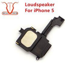 Wholesale Build Parts - ORIGINAL Buzzer Ringer Loud Sound Bar Speaker For iPhone 5 5G Built-in Loundspeaker Mobile Phone Flex Cable Replacement Parts