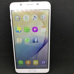 Wholesale Dual Sim 512 Ram - Super J9 Prime Smartphone MTK6580 Quad Core 3g 6.0Inch Smartphone Dual Camera Auto Focus 5.0 Back Camera 512 MB RAM 4GB ROM Cellphone