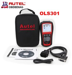 Wholesale Oil Inspections - Autel OLS301 OLS-301 Oil Light Service Reset Inspection Interval Erase Auto Diagnostic-Tool Diagnostic Scanner