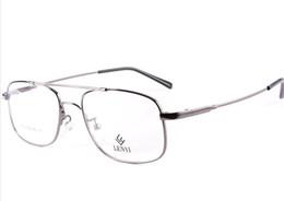 Wholesale Classic Metal Works - (10pcs lot)New style memory Eyeglasses frames metal optical glasses for prescription gafas 8909