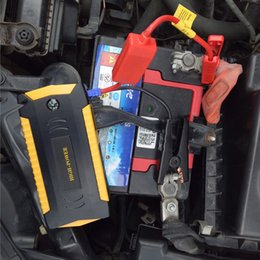 Wholesale Start Charger - Car jump starter Great discharge rate Diesel power bank for car Motor vehicle booster start jumper battery Car Charger