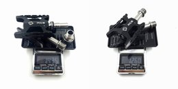 Wholesale Quick Release Pedals - Titanium TC4 No-VP One Hollow Spindles   Axles Strong Durable + Aluminum 6061 t6 Pedals No-quickrelease Single   Double Quick Release Option