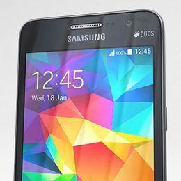 Wholesale Dual Sim Android Quad Band - 5x Samsung Galaxy Grand Prime G530F LTE band Dual sim slot OS v4.4 8GB memory MP4 H.264 Player 5 inches TFT