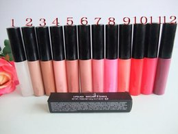 Wholesale Lipglass Gloss - Free Shipping!12 Pieces Lot New Makeup LIPGLASS BRILLANT Lip Gloss!4.8g