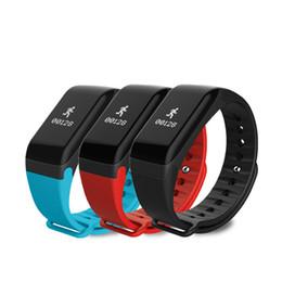 Wholesale Free Gps Monitoring - New L8Star R3 Smart Bracelet Bluetooth 4.0 Sport Pedometer Smart Wristbands Heart Rate Monitor Smart Band IP65 Waterproof Free Shipping