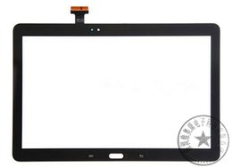 Wholesale Digitizer For Galaxy Note - Touchscreen Digitizer Glass Panel Front Glass Lens Sensor For Samsung Galaxy Note 10.1 P600 P601 SM-P600 P605 SM-P601 with Logo