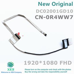 Wholesale Fhd Laptops - NEW DC02001GD10 LCD CABLE FOR DELL 5520 5525 7520 FHD LCD LVDS CABLE CN-0R4WW7