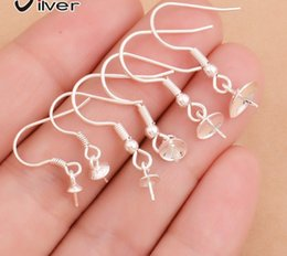 Wholesale Western Style Fashion Earrings - New Popular Western Country Fashion 925 Yintai Silver Bead Earrings Accessories Hooks Wholesale & Retail There are several styles available