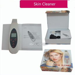 Wholesale Electric Exfoliator - Electric Face Exfoliator Home Use Instrument Ultrasonic Skin Scrubber Skin Peeling Portable skin cleaner beauty equipment