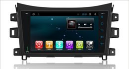 Wholesale Navara Gps - Car GPS Navigation Android and DVD System Navigator App For 2015 Nissan Navara 9INCH