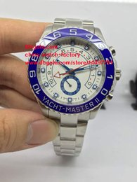 Wholesale 44mm Mens Luxury Watches - 5 Style Color Top Quality Watch BP Factory Swiss ETA 7750 Movement 6@ Stopwatch 44mm 116680 116681 116688 116689 Chronograph Mens Watches