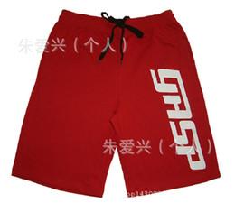 Wholesale Men Clothing Foreign - Wholesale-2016 foreign trade men's shorts Five men's summer beach pants Men's clothing han edition short pants