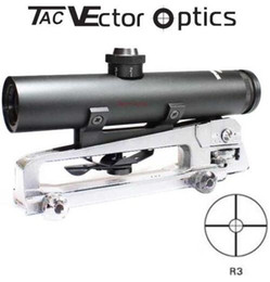 Wholesale Electro Sight - Vector Optics Tactical 4x22 Carry Handle Compact Rifle Scope Shock Proof Electro Sight fit M AR .223 5.56