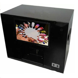 Wholesale Printers Computers - New Hot Sale Free Shipping high quality multifunction digital flower printer nail flower printer with buit-in computer