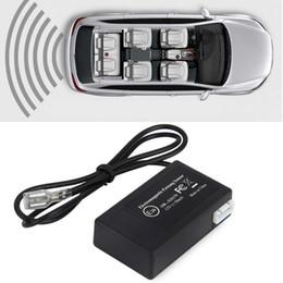Wholesale Electromagnetic Car Parking - Universal 12V Electromagnetic Auto Car Parking Reversing Reverse Backup Rearview Rear View Radar Sensor System Sound Alert 161771901
