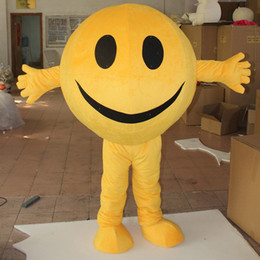 Wholesale Real Happy - 100% real photo of happy face soybean yellow soya beans mascot costumes for adults for sale