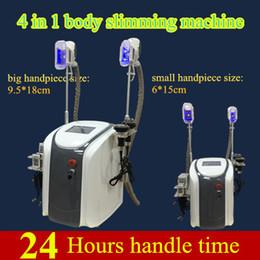 Wholesale Ultrasonic Vacuum Cavitation Machines - 4 IN 1 Ultrasonic Liposuction 40k Cavitation Fat Burning Biopolar RF Face Care Vacuum Body Slimming Machine Spa