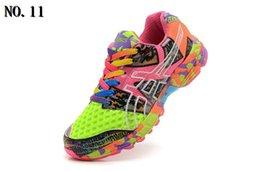 Wholesale Gel Noosa Tri Shoes - Cheap Gel-Noosa TRI 8 VIII Men Women Running Shoes Original Cheap Jogging Sneakers Lightweight Sports Shoes Free Shipping Size 36-45