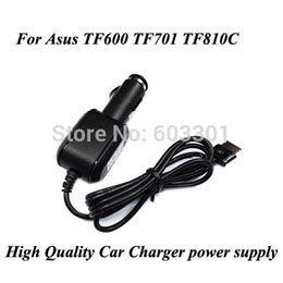 Wholesale Ipad2 Car - Wholesale- High quality charger for Asus TF600t TF810c,car charger adapter for Asus TF600 TF701,15v 1.2A power supply