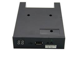 """2019 fdd externo Freeshipping SFR1M44-TU100K 3.5 """"1.44 MB USB Emulador de Unidade Flexível para o equipamento de controle Industrial"""