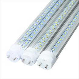 Wholesale T8 22w - T8 G13 4ft 22W 28W 36W Led Tubes lights 96LED 144LED 192LED SMD2835 High Super Bright Led Fluorescent Lights AC 85-265V CE ROHS