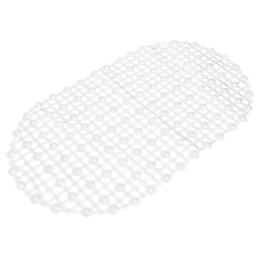 Wholesale suction cup pvc bath mat - Wholesale- PVC Strong Non Slip Bathroom Bath Floor Shower Tub Mat Massage Pad Suction Cup white