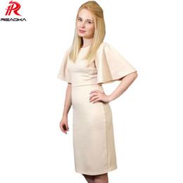 Wholesale Tight Knit Dresses - New 2016 Women Casual Tight Dress Plus Size XL Women Dress Bat Sleeve Knit Autumn Dress European and American Women's Fashion 17306