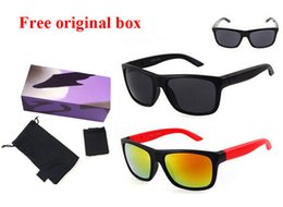 Wholesale Modern Women - Brand Sunglasses 4177 mens women Sports sunglasses UV400 Brand designer eyewear Modern driving Sunglasses Free shipping