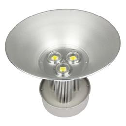 Canada Lumière industrielle élevée d'entrepôt d'usine d'angle de la lumière 120 ° 50W 80W 100W 150W 200W d'espace d'entrepôt d'intérieur de LED de LED Offre