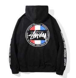 Wholesale Designer Fashion Hoodies - designer hoodie sweatshirt winter fleece hoodies men women hip hop streetwear bts sweat palace veste streetwear trasher hoodie