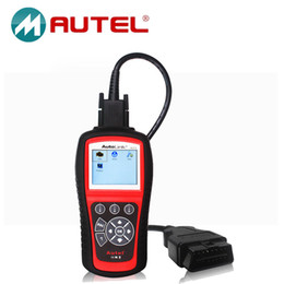 Wholesale Srs Scanning Tools - Original Autel Autolink AL619 ABS   SRS + CAN OBDII Diagnostic Scan Tool Close Check Engine Settings Code Reset Monitor