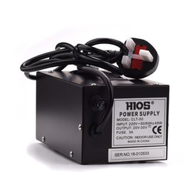 Wholesale New Condition Type Hios CLT digital display Power Supply for Hios CL TL SS Series Electric Screw Driver