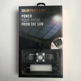 Wholesale Small Solar Panel System - solar small system camping lamps emergency lights tents lights induction headlights waterproof lamps solar panel 3 in 1 sportswear