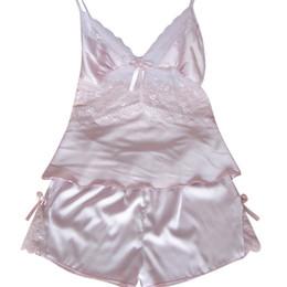 Wholesale Hot Ladies Pajamas - Wholesale- Hot Sale Sexy Women Lady Sleepwear Nightdress Pajamas Set Summer Lingerie Nightgown Women Clothes