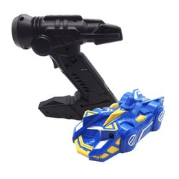 Wholesale Gravity Racing - New RC car Infrared gun Zero gravity laser drift high speed racing drive on the wall ground and upside down Climbing car