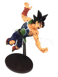 Wholesale Dragonball Figurine - 22cm goku figure in rags dragonball figurine dragon ball super model