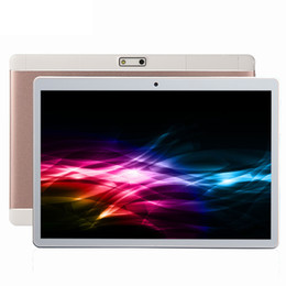 Wholesale tablet android 64gb china - Brand New Tablet PC Android 5.1 IPS 10.1inch 1920P 8MP 2MP camera MT6592 4GB Ram 64GB Rom tablet pc 3g 4g android phone DHL free shipping